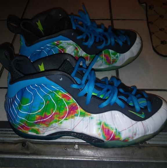 low priced e42dd 26ce1 Nike foamposite Weatherman